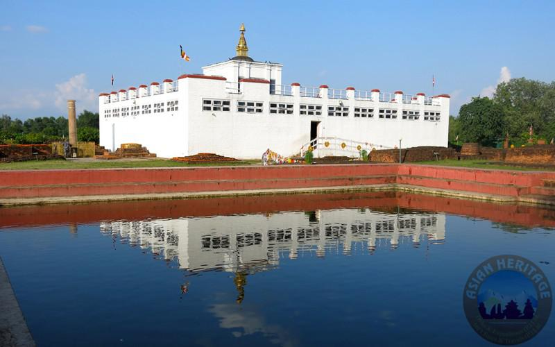 "Birth place of Lord Buddha ""Lumbini"""