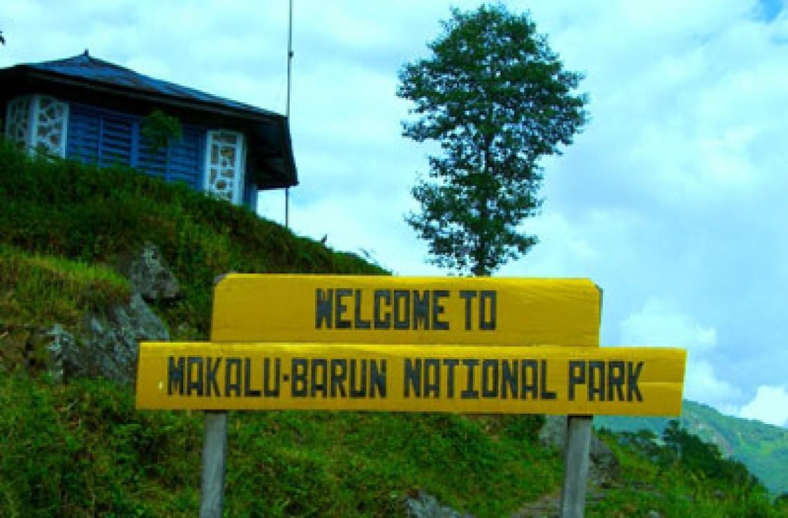 Welcome to Makalur-Barun National Park