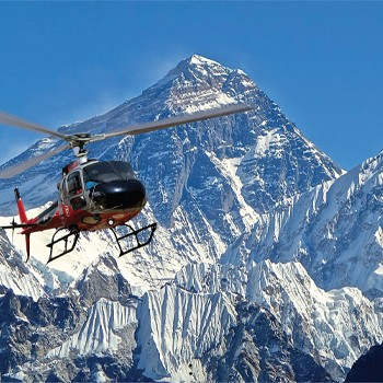 Everest Heli Tour with Golf