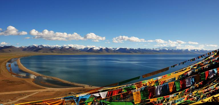 Tibet Lhasa with Namtso Lake